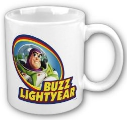 Toy Story Buzz Lightyear mug