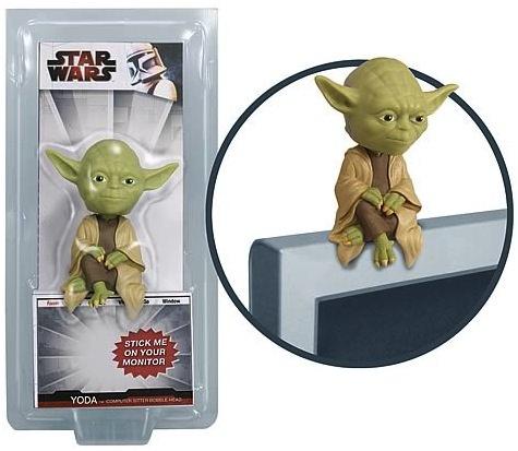 Yoda Computer Sitter BobbleHead