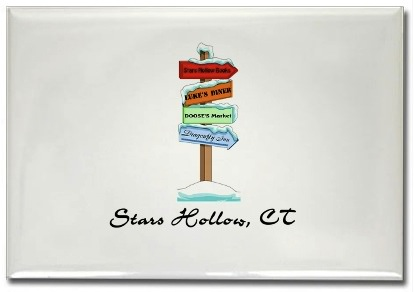 Stars Hollow Magnet