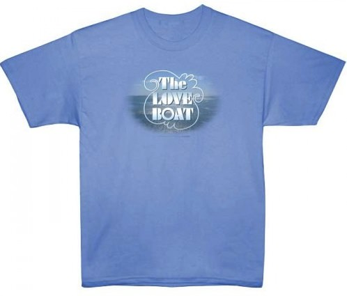 The Love Boat Blue T-Shirt