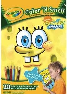 Spongebob Color 'n Smell