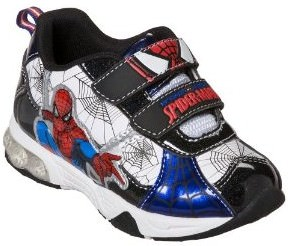 Spider-Man Toddler Shoes