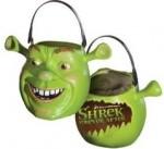Shrek treat pail