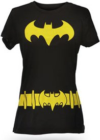 Batgirl Costume T-Shirt