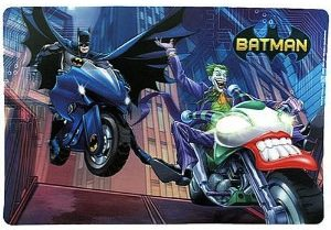 Batman And Joker Placemat