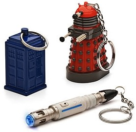Doctor Who Key Chain