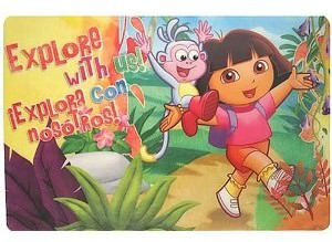 Dora the Explorer Placemat
