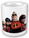 The Incredibles coffee mug