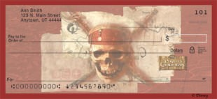 Pirate of the Caribbean checks