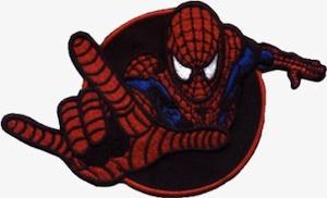 Spider-Man Patch
