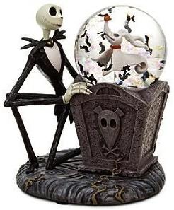 Jack Skellington Snow Globe