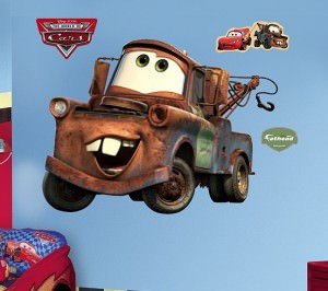 Mater Wall Decal