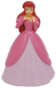 Little Mermaid Princess Ariel Roto Bank to save your money.