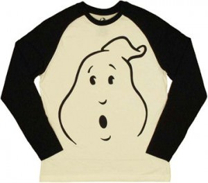 Ghostbusters Ghost Face Shirt