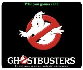 Ghostbusters Mousepad