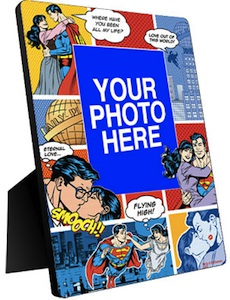Lois Lane And Superman Picture Frame
