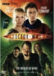 Doctor Who DVD The Waters of Mars