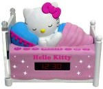 Hello Kitty Alarm Clock with build in Radio