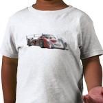 Cars 2 Shu Todoroki T-Shirt for kids