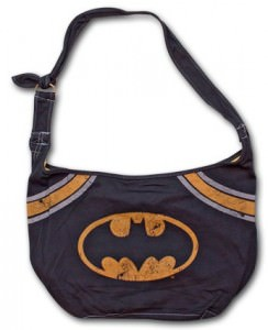 Batman Logo Bag Purse