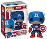 Marvel Captain America Pop! Vinyl Bobble Head