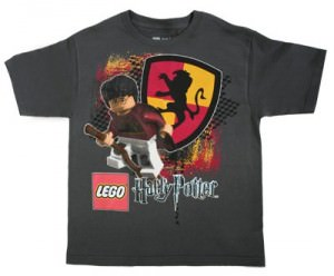 Harry Potter Lego Quidditch T-Shirt