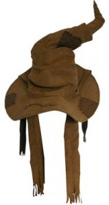 Harry Potter Talking Sorting Hat Plush