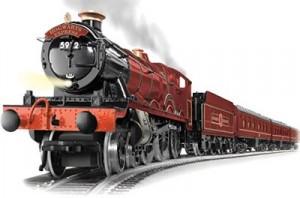 Hogwarts Express Electric Train Set