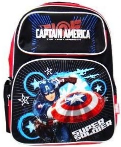 Captain America Large Backpack