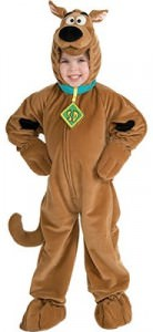 Scooby-Doo Plush Kids Costume