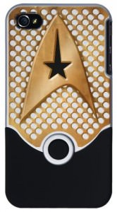 Star Trek iPhone 4 And 4S Case