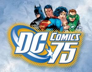 DC Comics Tin Sign