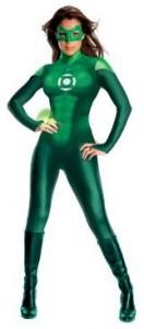 Green Lantern Womens Adult Costume