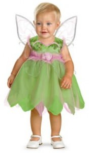 Tinker Bell baby costume