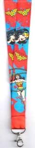 Wonder Woman Lanyard