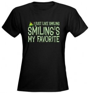 Elf Smiling T-Shirt