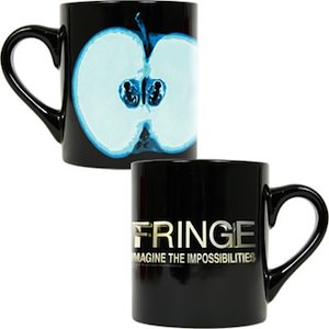 Fringe Apple Glyph Mug