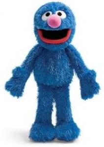 Grover Plush Doll