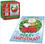 Snoopy and charlie brown christmas puzzle