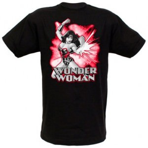 Wonder Woman Amazonian T-Shirt