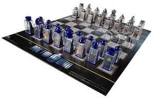 Doctor Who Animated Chess Game