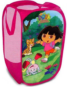 Dora The Explorer Laundry Hamper