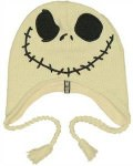 The Nightmare Before Christmas beanie of Jack Skellington