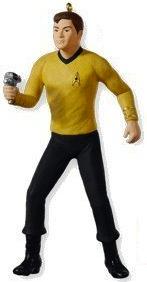 Star Trek Captain Kirk Christmas Ornament by Hallmark