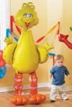 Big Bird Life Size Sesame Street balloon