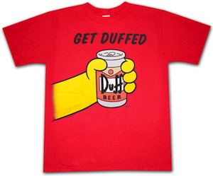 Get Duffed T-Shirt