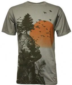 The Hangover Human Tree T-Shirt