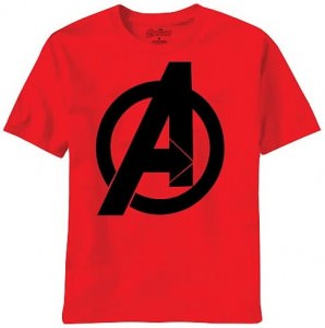 The Avengers Logo T-Shirt