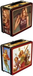 Buffy the Vampire Slayer Lunch Box