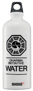 Dharma Initiative Sigg Water Bottle